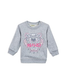 Kenzo - Girls' Tiger Graphic Sweatshirt  - Baby